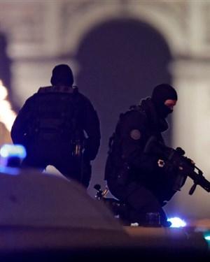 Ова е терористот што уби полицаец во Париз