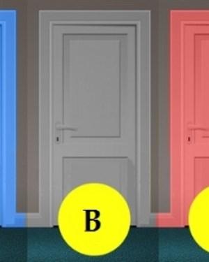 Супер тест  Изберете врата за да ја дознаете својата иднина
