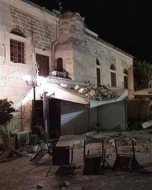 ВИДЕО ФОТО  Крит се тресеше неколку часа по катастрофата на Кос