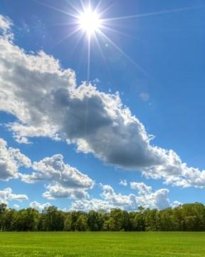 Убав сончев ден