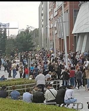 Во Москва евакуирани над 10 000 луѓе поради дојава за бомбшки напади