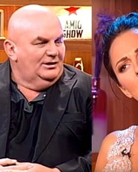 Амиџиќ ѝ даде 3 000 динари на Пријовиќ за изведбата во неговата емисија