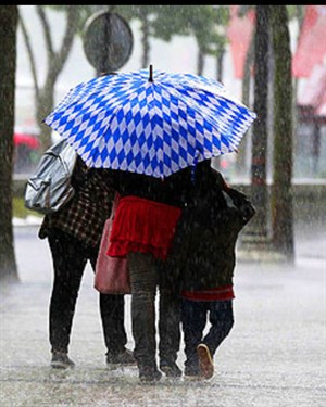И денеска дожд  но невремето доаѓа утре