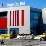 Завршни работи пред отварањето на  Скопје Сити Мол